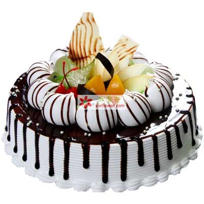 8寸圆形欧式蛋糕
