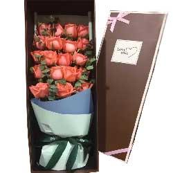 你是我的宝贝/19枝玫瑰