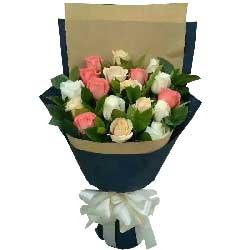 我的爱为你开启/18枝玫瑰