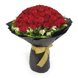 永远不会变心/99枝红色玫瑰