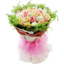 爱的哲理/33枝玫瑰