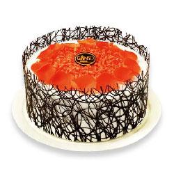 深情的想念/8寸元祖鲜奶蛋糕