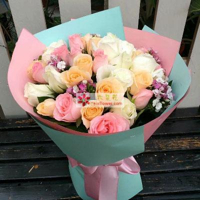 深爱着你/27枝玫瑰