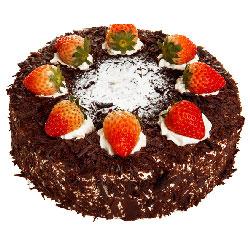 童话世界/黑森林鲜果味蛋糕