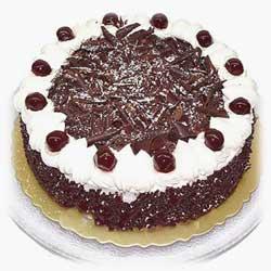 为你奉献/圆形黑森林蛋糕