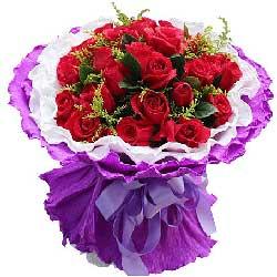 最美的祝福/33枝红玫瑰