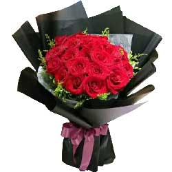 最真的爱/21枝红色玫瑰