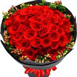 牵手幸福/33枝红玫瑰