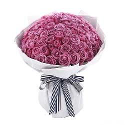 远方的爱/紫玫瑰99枝