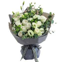 你融化了我的心/白玫瑰11枝