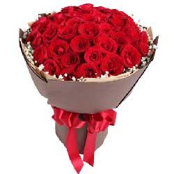 每天都想你/66枝粉色玫瑰:今世的你是属于我/49枝红玫瑰