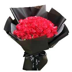 对你的爱如潮水/33枝红色玫瑰