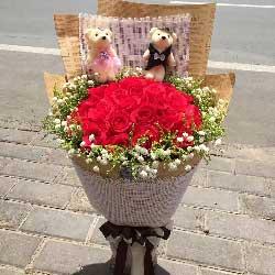 我喜欢你/33枝红玫瑰