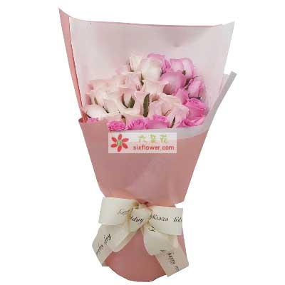 真心爱你/29枝玫瑰