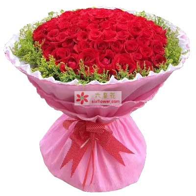 白首不相离/99枝红色玫瑰