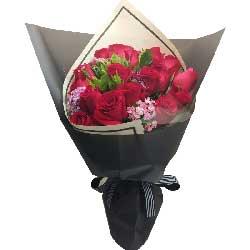 19枝红玫瑰/相伴到永远