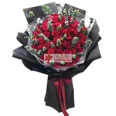 爱在心灵最深处/99枝红色玫瑰