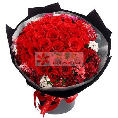 你是爱的指针/33枝红玫瑰