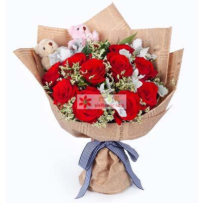 你是我的小妖精/11枝红玫瑰
