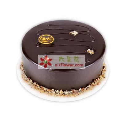 元祖8寸圆形蛋糕/与你携手到老