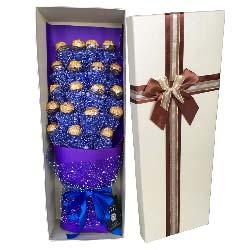 思念无限/19颗巧克力礼盒