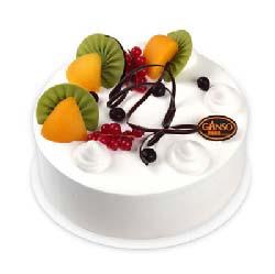 元祖鲜奶蛋糕/自然水果味道