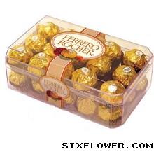 费列罗巧克力…