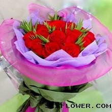 11支红玫瑰/爱是一种感觉