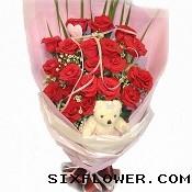 20支红玫瑰/我和你
