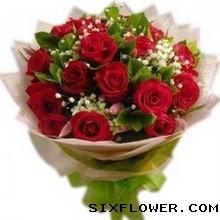21枝红玫瑰/急促的呼吸