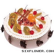欧式蛋糕/祝你生日快乐