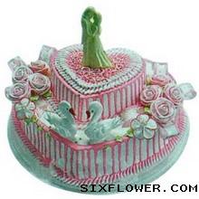 婚庆蛋糕/幸福