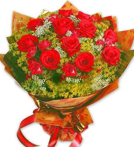 不感表白的爱_11枝红玫瑰