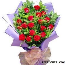 20支红玫瑰…