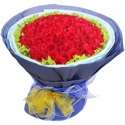 我愿呵护你/99支红玫瑰