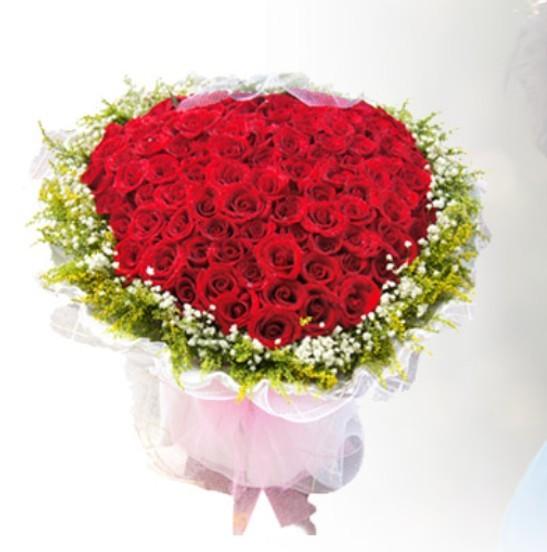 情有独钟/99支红玫瑰