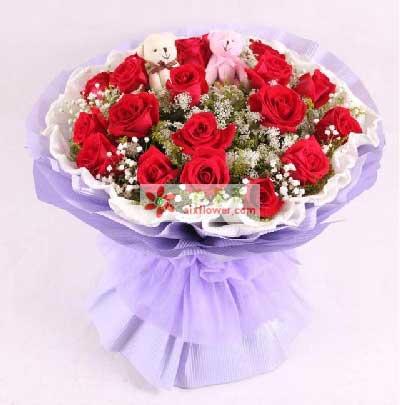 19支红玫瑰/我用一生去爱你