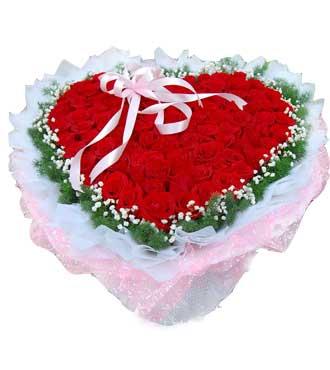 暖暖的爱/99支红玫瑰