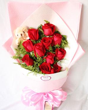 11支红玫瑰/快乐每一天