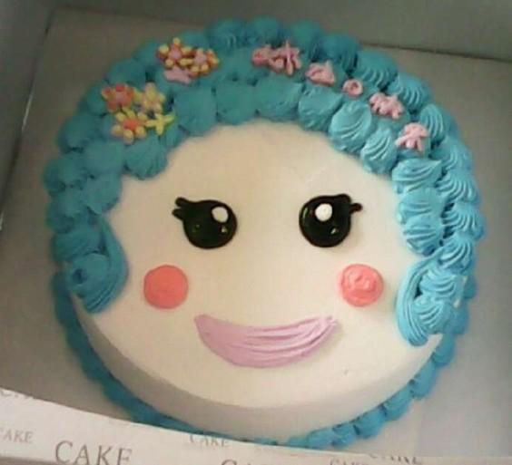 蛋糕/微笑天使