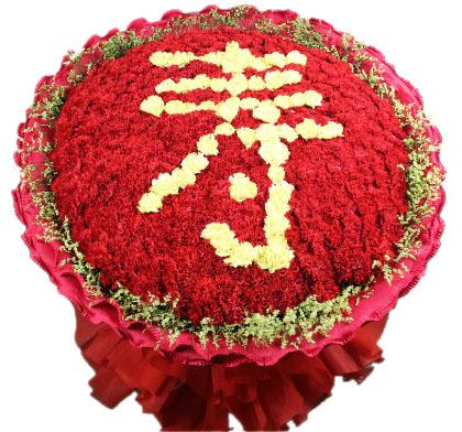 为您祝寿/365支康乃馨