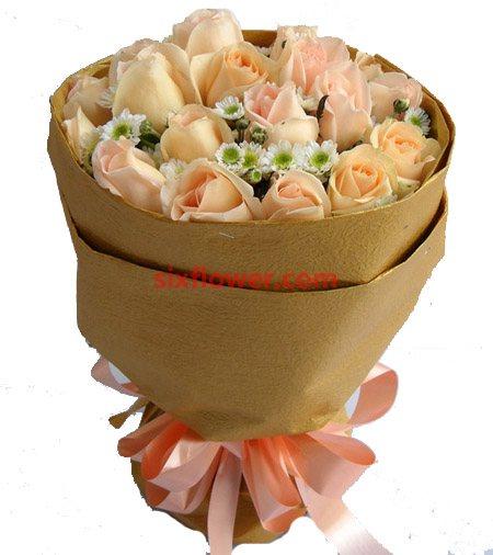 香摈玫瑰29支/韵味悠长