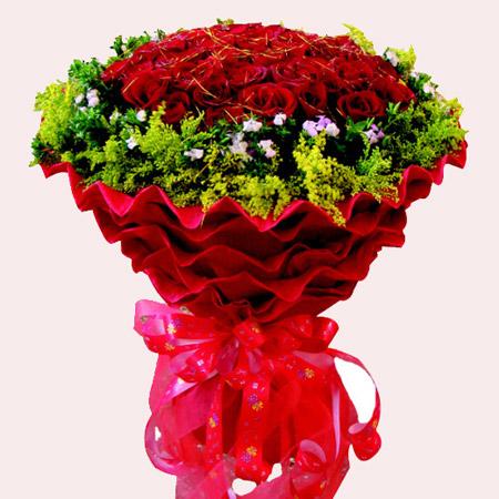 珍贵一生/52支红玫瑰