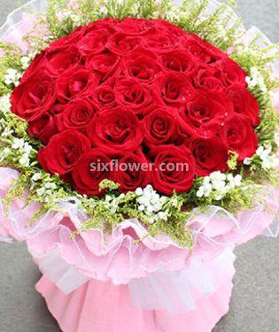 小幸福/30枝红玫瑰