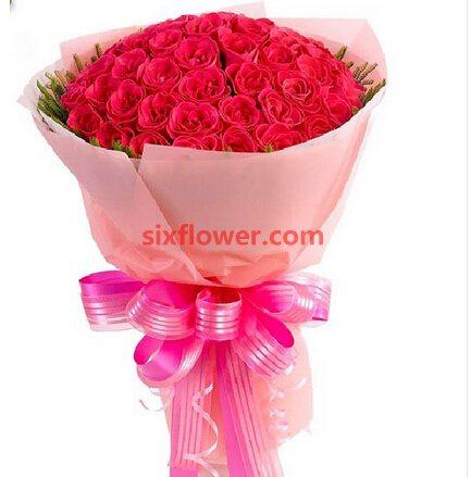 99支红玫瑰/永远等着你