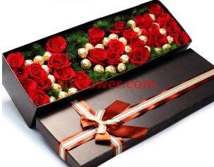一切都是属于你/巧克力玫瑰礼盒