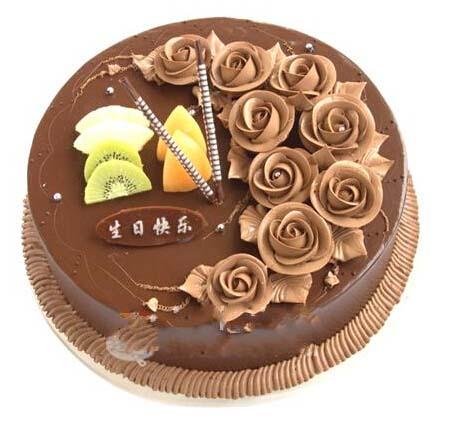 巧克力蛋糕/爱你爱不完