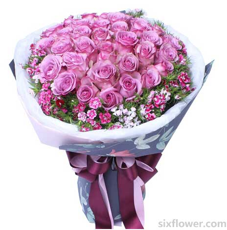 紫玫瑰36枝/永不消逝的时光