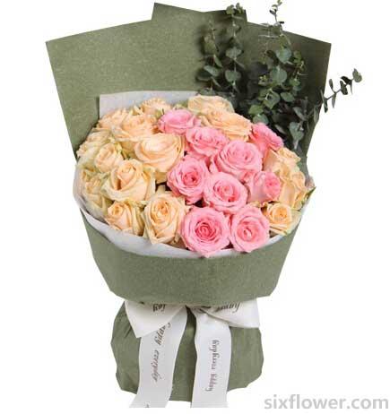24支玫瑰/思念着你