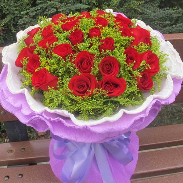 一往情深/33支红玫瑰